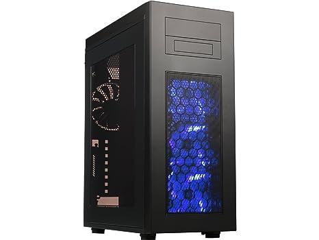 Rosewill Rise Glow Full ATX Boîtier pour tour de PC pour Gaming