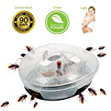 Roach Traps, Roach Killer, Cockroach Trap, Cockroach Killer, Reusable, Safe for kids and pets, Eco-Friendly (Color: Cockroach trap)