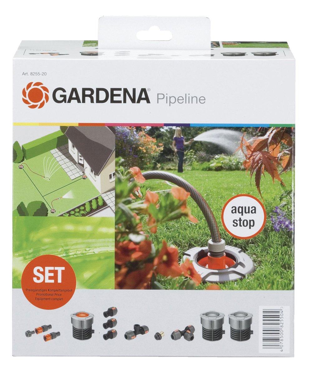 Gardena 825520 Sprinklersystem StartSet für GartenPipeline  GartenKundenbewertung und Beschreibung