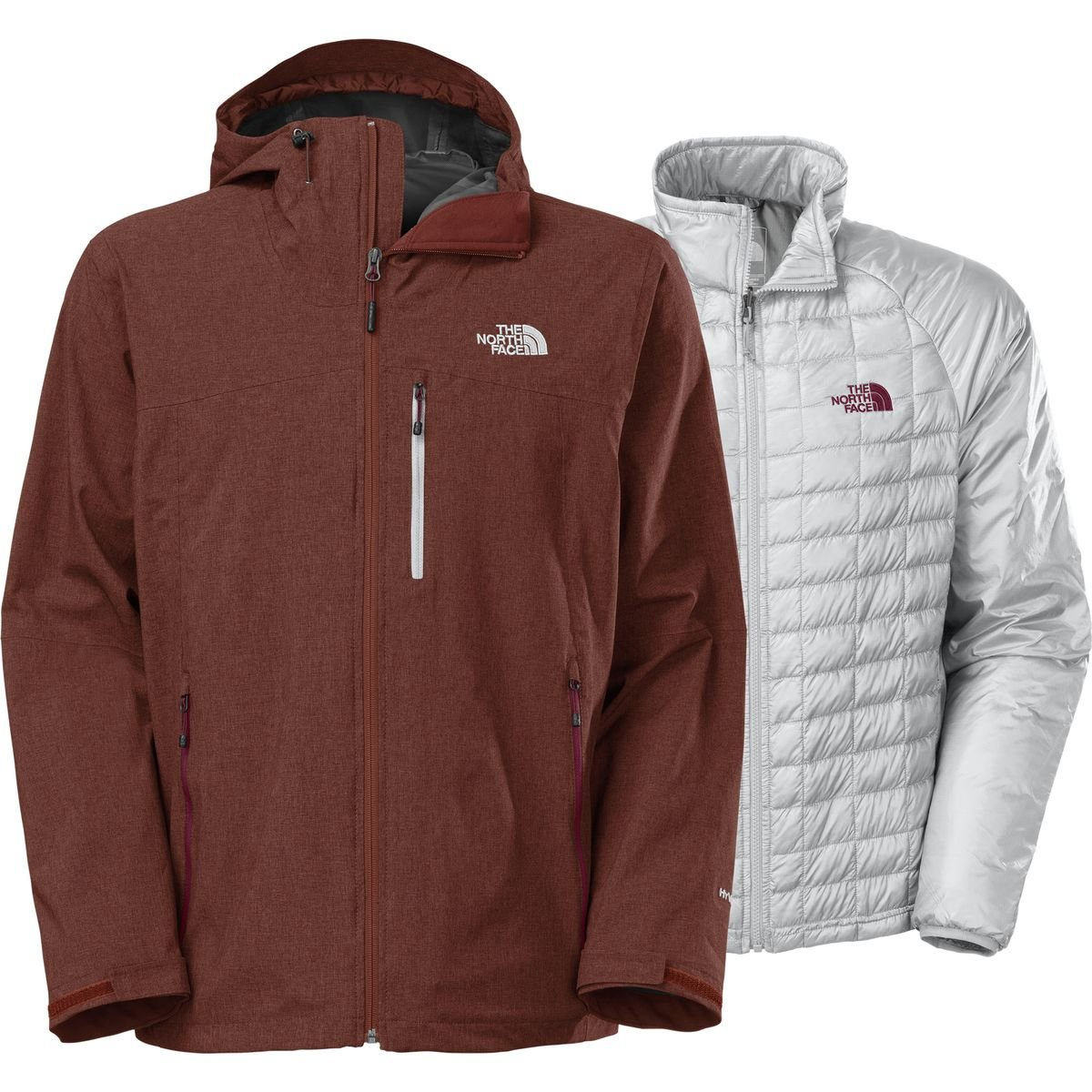 THE NORTH FACE Herren Doppeljacke Thermoball Triclimate jetzt kaufen