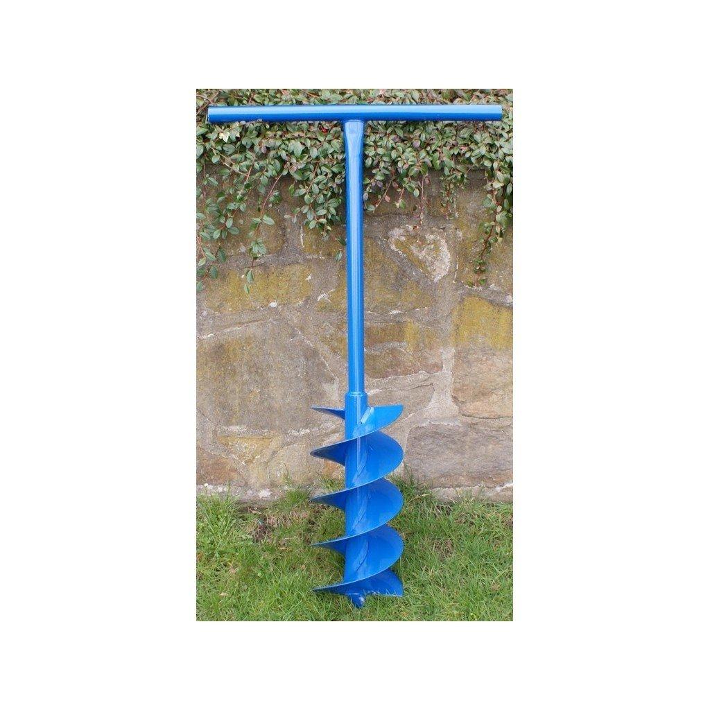 Erdbohrer, Erdlochbohrer mit 20 cm / 200 mm Durchmesser aus Stahl mit 5 Jahren Garantie  BaumarktRezension