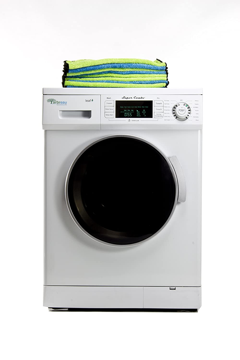 Arbreau Venting/ventless Combo Washer Dryer White