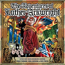 The Adventures of Luther Arkwright Performance Auteur(s) : Bryan Talbot, Mark Wright Narrateur(s) : David Tennant, Paul Darrow, Siri O'Neal, Robert Jezek