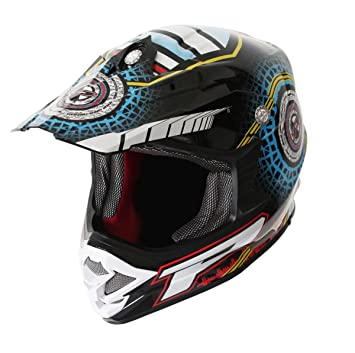 Progrip pZ3090XSHO motocross, holeshot-cyan