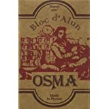 Osma Alum Block 2.65 Ounces -  Pack of 2