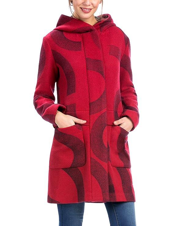Desigual Women's Coat Maria