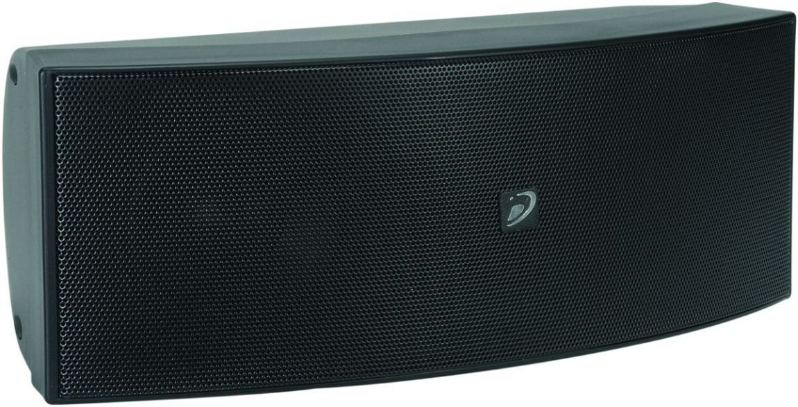Dayton Audio CCS-33B 3-Way Center Channel Speaker – Black