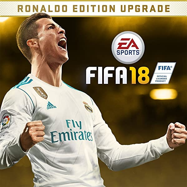 Fifa 18: Deluxe Ed Upgrade - PS4 [Digital Code]