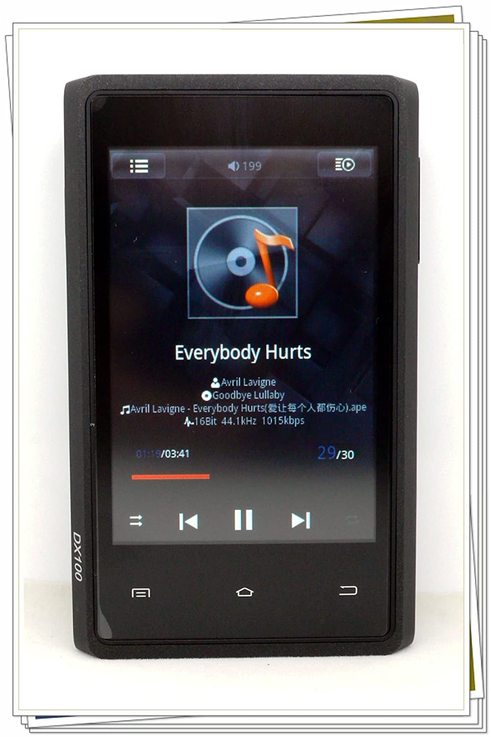 Hi-end music player : iBasso Mini