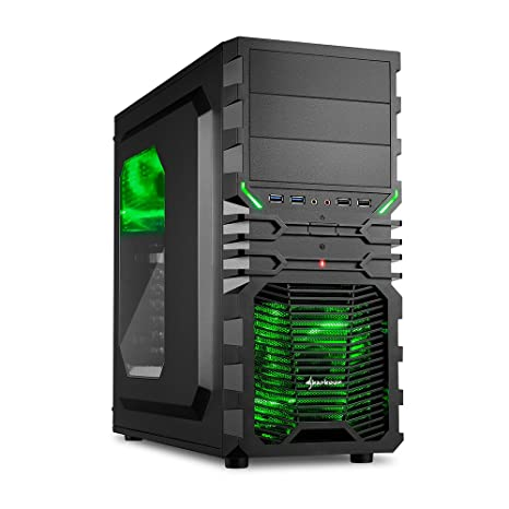 Sedatech PC Gamer Casual AMD A4-5300 2x3.4Ghz, Geforce GT730 1024Mo, 8Go RAM, 1000Go HDD, USB 3.0, Alim 80+