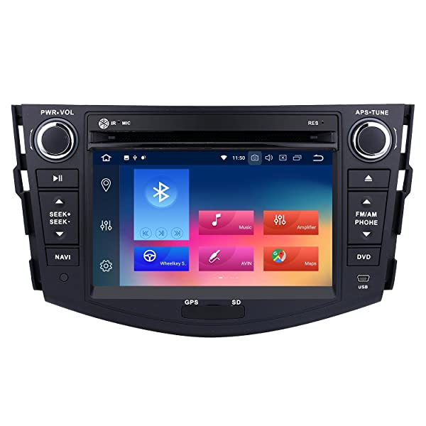 Harfey H6947G Android 8 0 7 Inch Touchscreen Car Radio