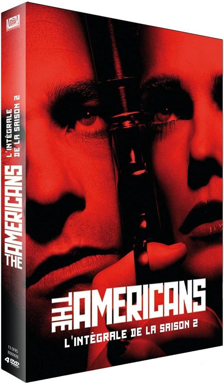 Americans (The) : saison 2 | Weisberg, Joe. Instigateur