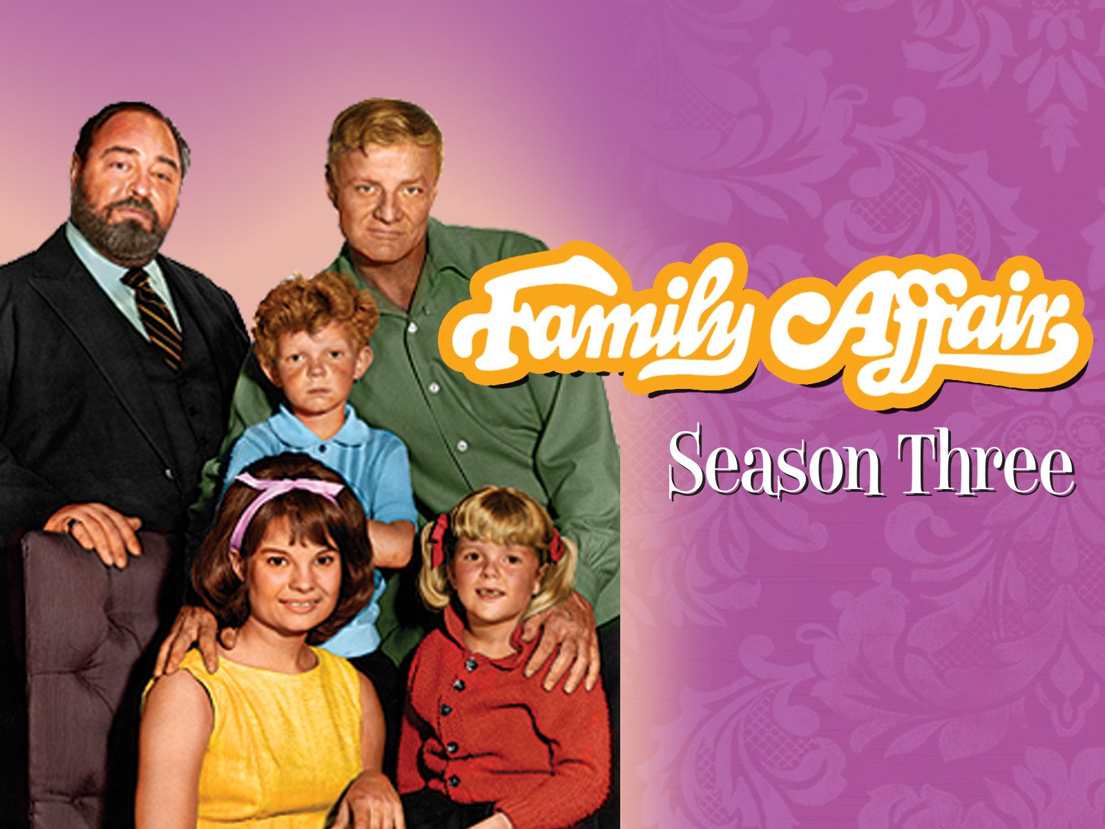 Family Affair - Season 3