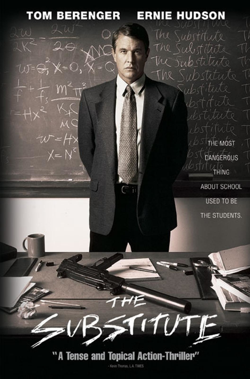 The Substitute on Amazon Prime Video UK