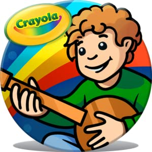 Crayola Color, Draw & Sing by Legacy Games