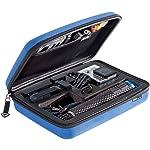 SP Gadgets POV Case 3.0 Small GoPro edition Blue