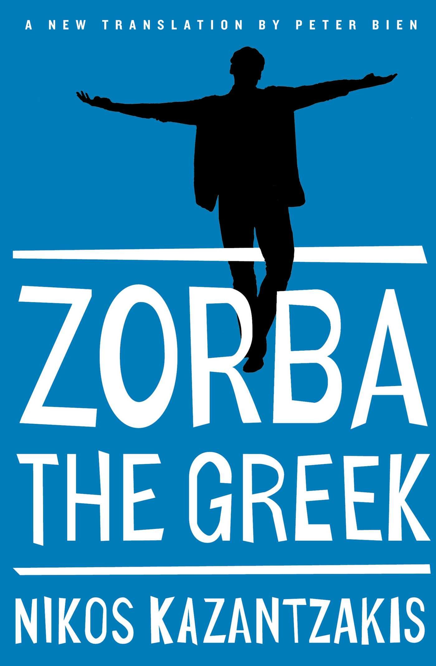 Zorba the Greek ISBN-13 9781476782812