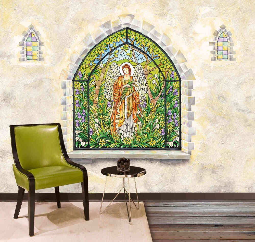 Buy Stained Glass Panel Video Now!