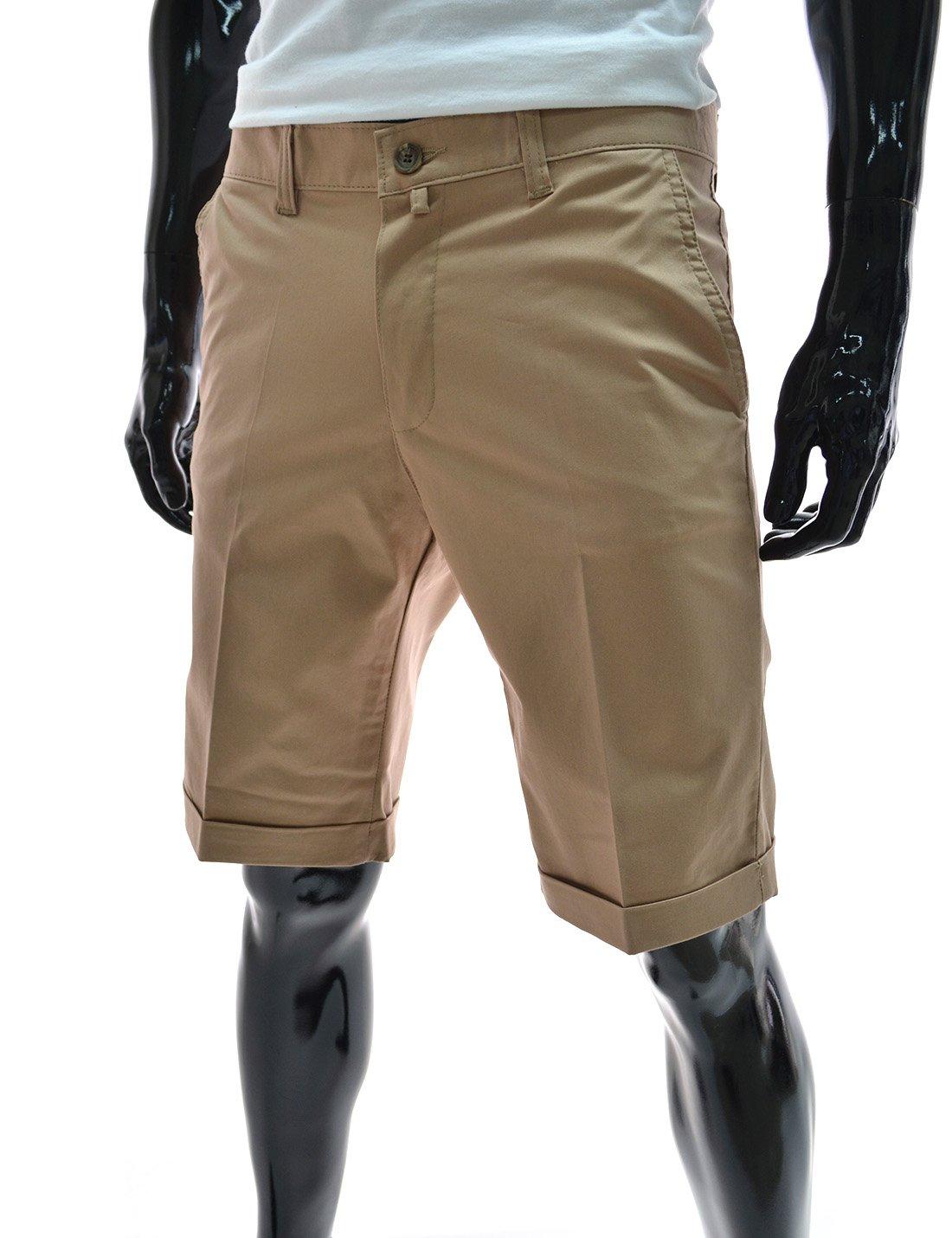 bermuda shorts im anzugstyle