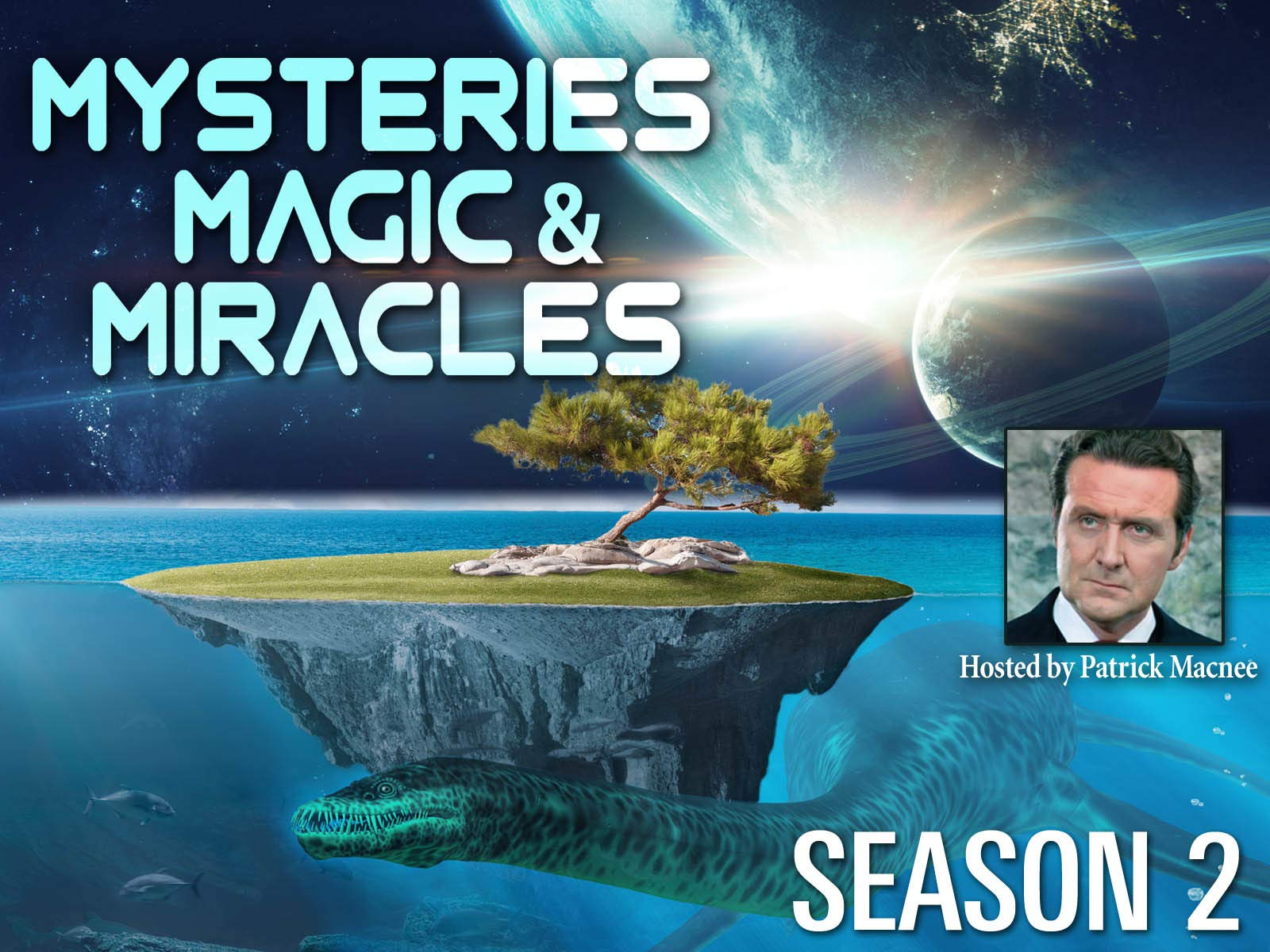 Mysteries, Magic and Miracles on Amazon Prime Video UK