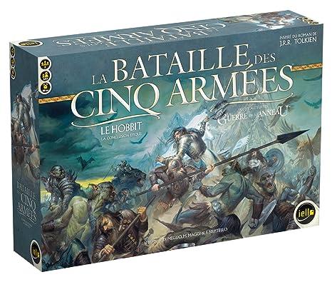 Iello - 51172 - Jeu De Société - La Bataille Des 5 Armées