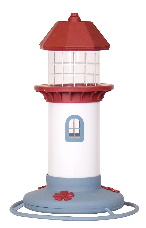 Pet Zone Lighthouse Hummingbird Feeder