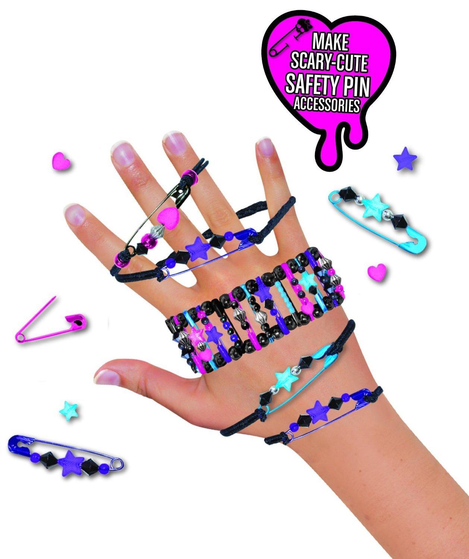 Safety Pins Amazon Safety Pin Bracelet Kit