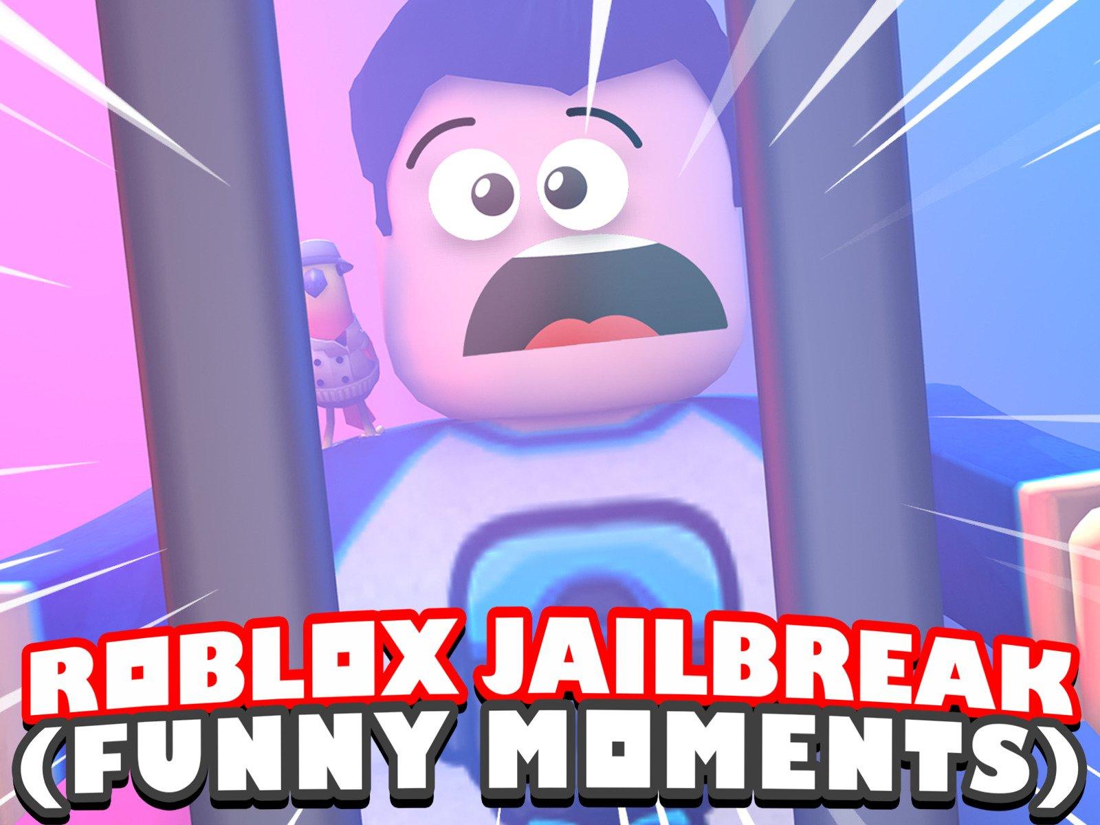 Clip: Roblox Jailbreak (Funny Moments) - Season 1