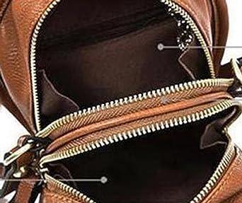 527150420a ... shipping OULINBEIN Femmes Et Fille Rose Rose Cuir Synthétique Sacs  portés épaule Sacs à bandoulière besace ...