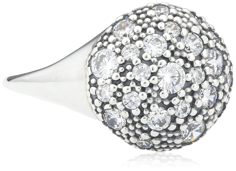 Pandora Damen-Ring 925 Silber Zirkonia transparent 190914CZ jetzt bestellen