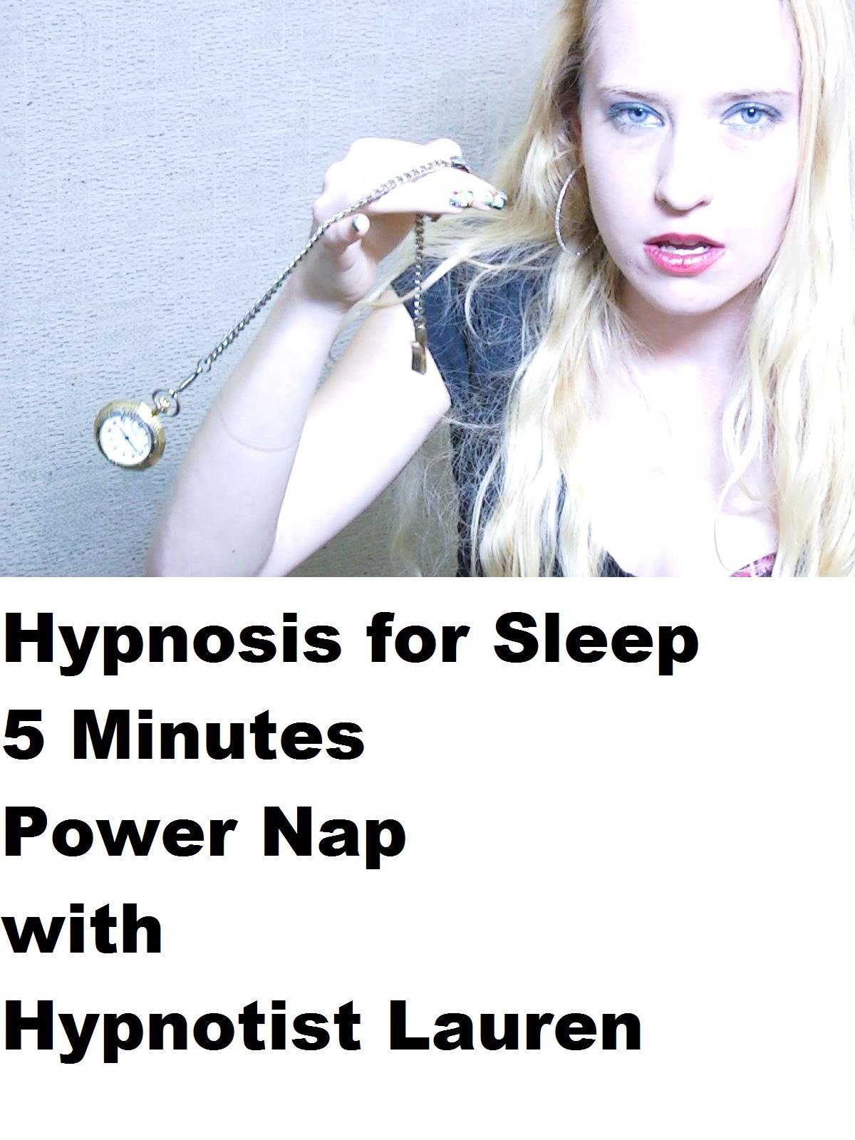 Clip: Hypnosis 5 minutes power nap