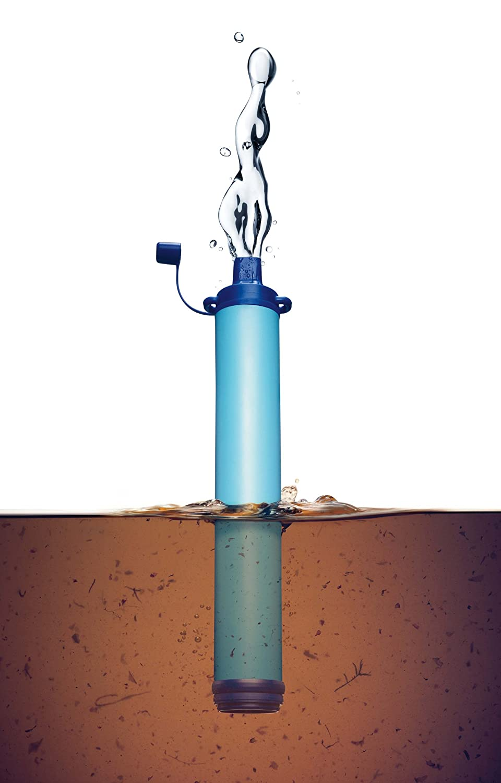 超级 LifeStraw 户外生存吸管 Personal Water Filter 野外纯净水器  $19.95(约¥140)