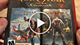 Classic Game Room - GOD OF WAR COLLECTION For PS3...