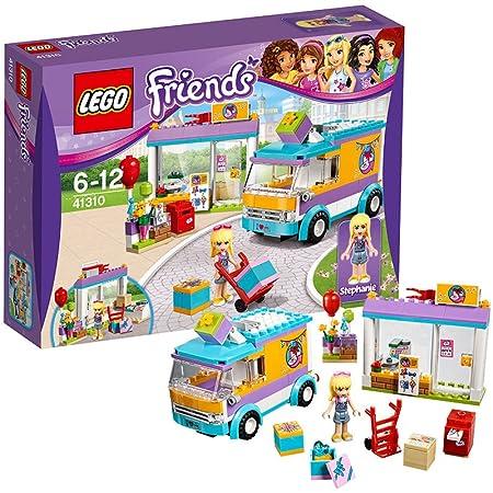LEGO - 41310 - Friends - Jeu de construction - La Livraison de Cadeaux d'Heartlake City