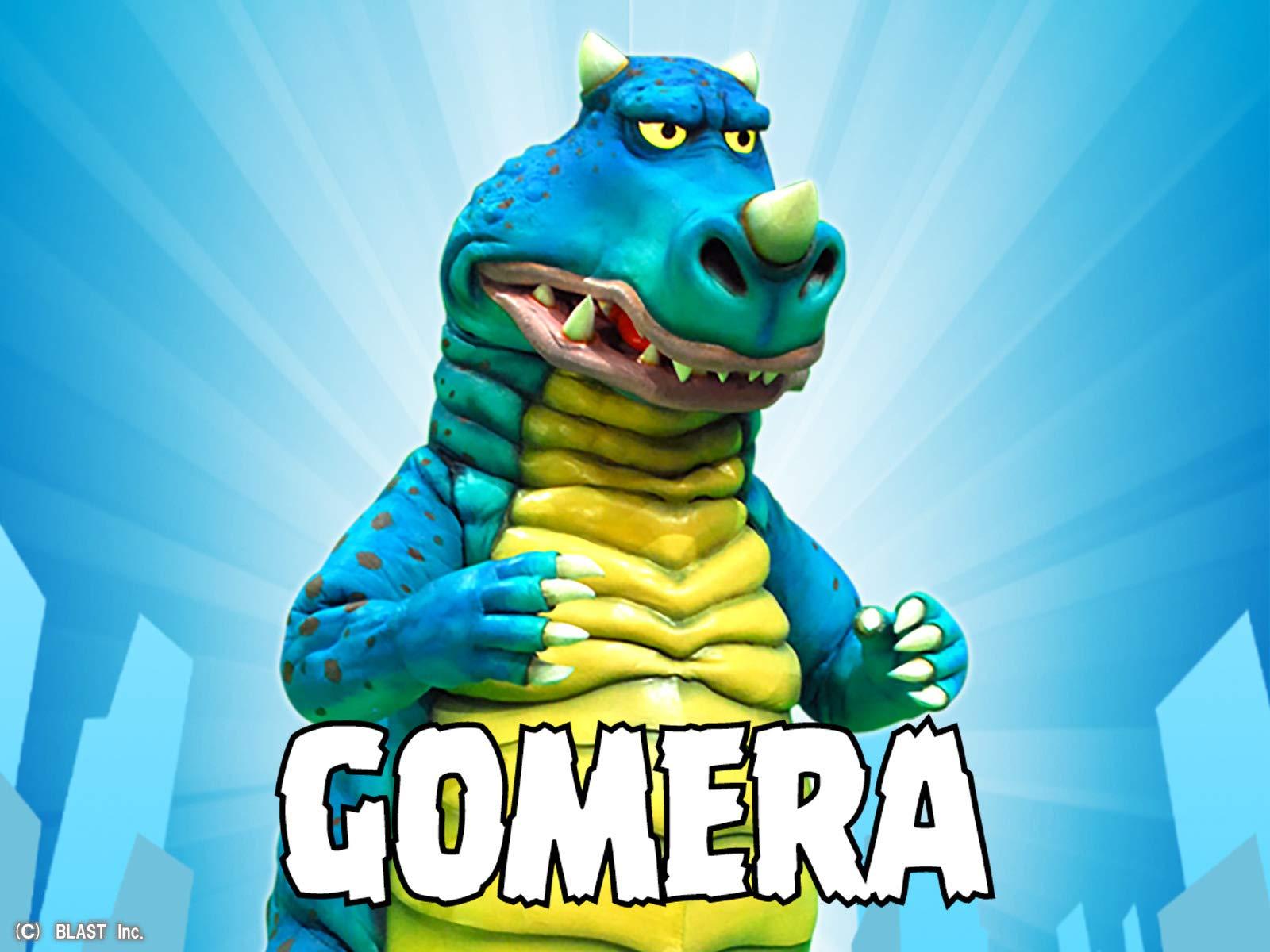 Clip: Jumbo Monster GOMERA on Amazon Prime Video UK