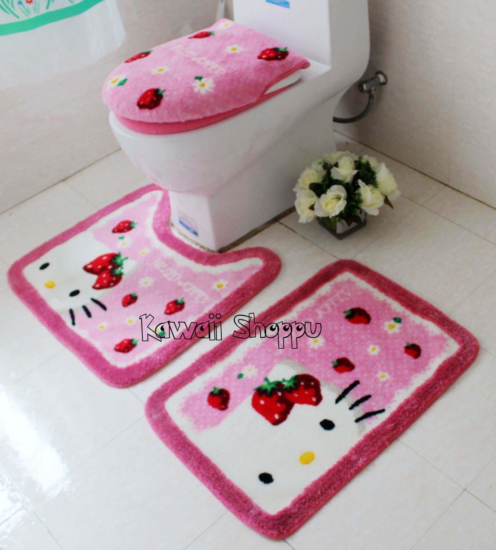 hello kitty closet bathroom set for hello kitty master bathroom ideas