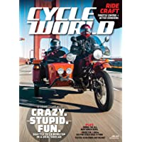 1-Year (12 Issues) of Cycle World Magazine Subscription
