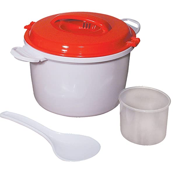 Microwave Rice Cooker Via Amazon