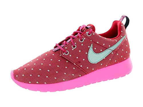 Amazon.com: Nike Kids Rosherun Print (GS) Running Shoe: Shoes