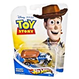 Disney Pixar Toy Story Hot Wheels Woody Wagon