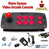 CrispConcept Retropie Raspberry Pi 3 Model B+ Based Arcade Retro Gaming Emulation Console - 32GB Edition
