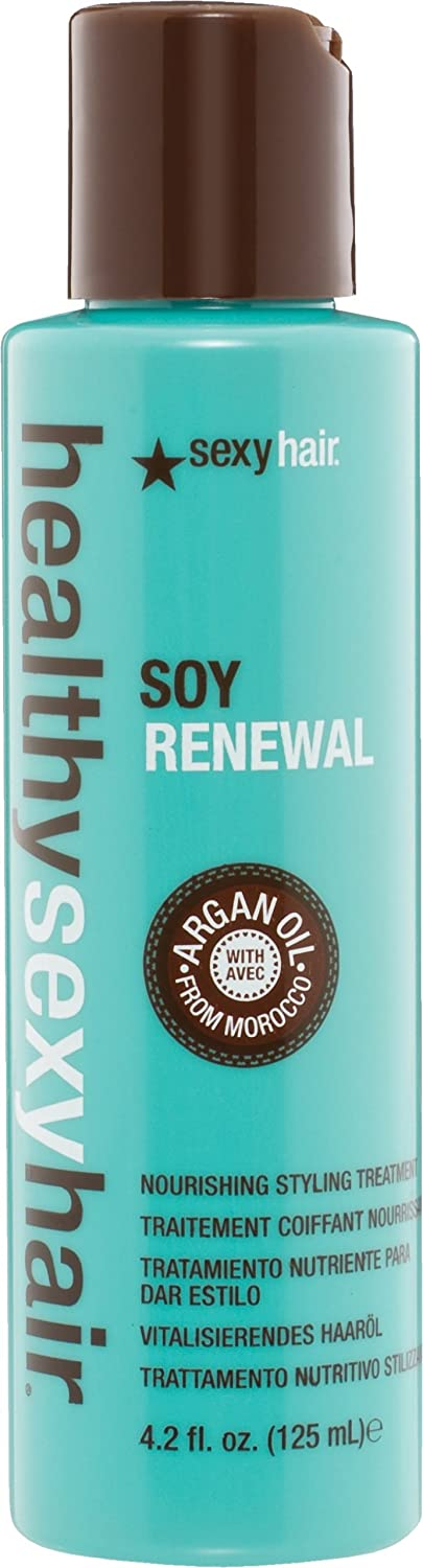 Heathy Sexy Hair Soy Renewal Nourishing Styling Treatment