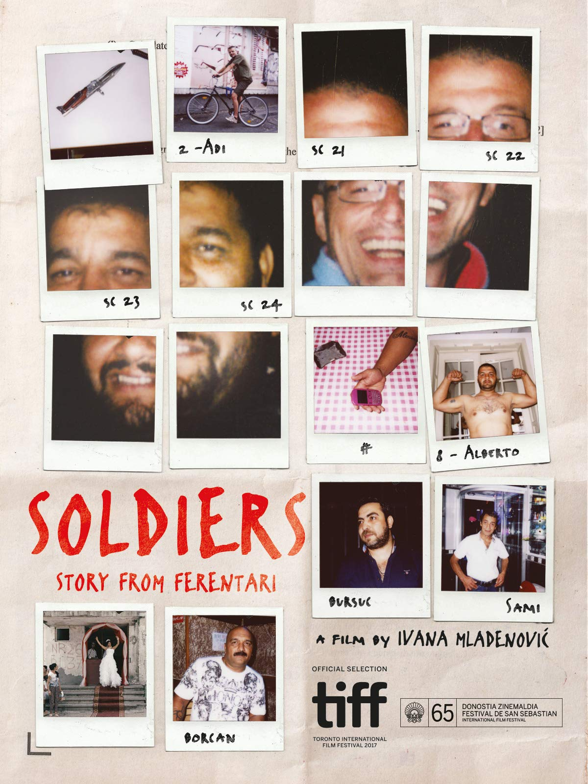 Soldiers. Story From Ferentari on Amazon Prime Video UK