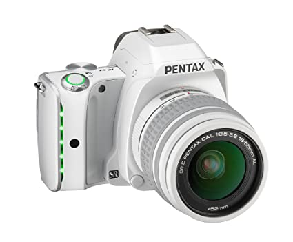 RICOH Digital single-lens reflex camera PENTAX K-S1 Kit of the lens [DAL18-55mm] White PENTAX K-S1 LENSKIT WHITE 06461