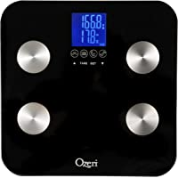 Ozeri Touch Total Body Bathroom Scale