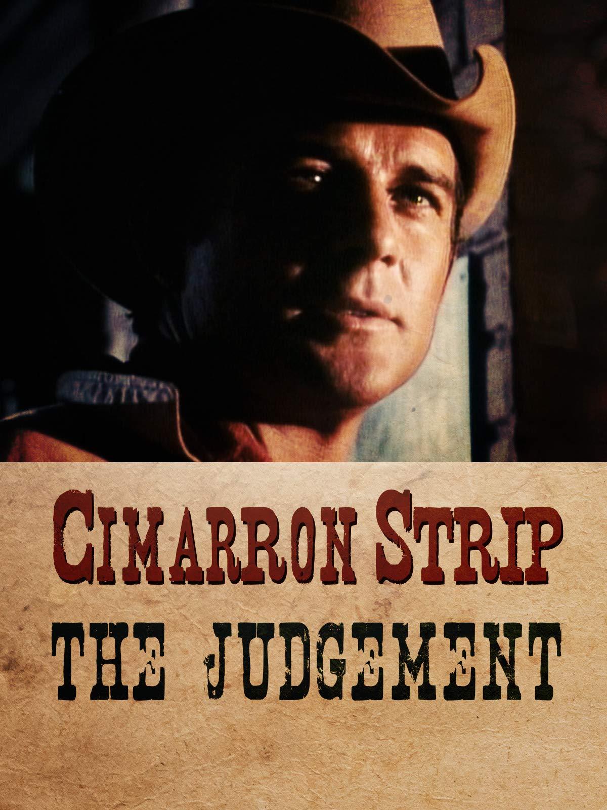 Cimarron Strip - The Judgement