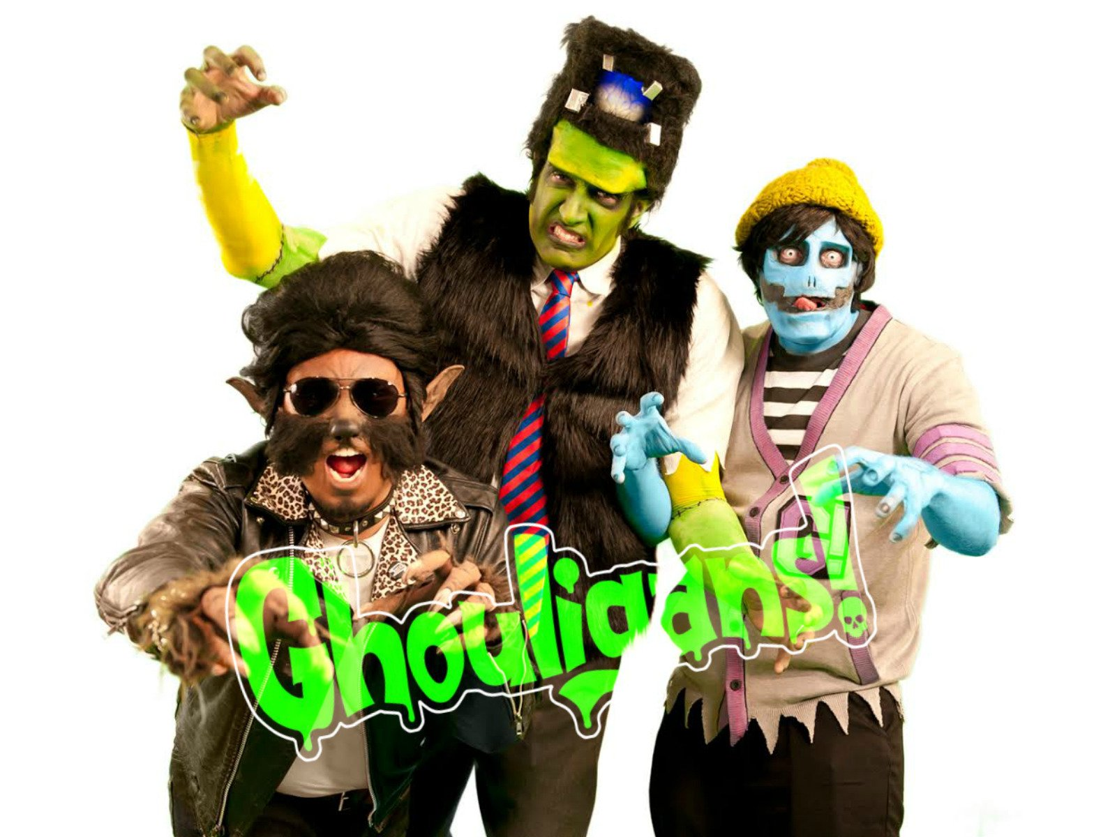 The Ghouligans!