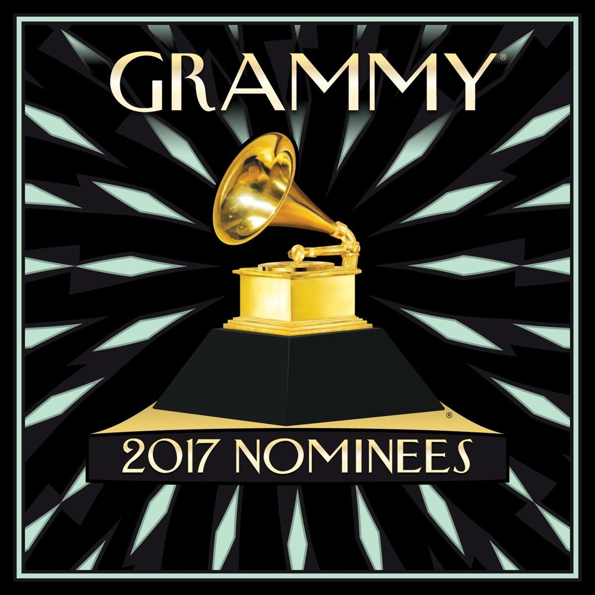 Buy 2017 Grammy Nominees Now!