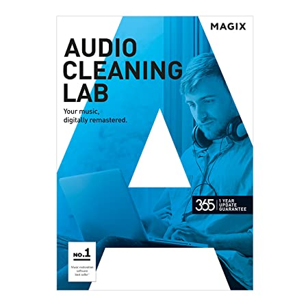 MAGIX Audio Cleaning Lab 2017 [Download]