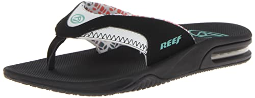 Women's New Colorway Reef WoFanning Flip Flop Cheap Sale
